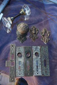 Victorian Hardware (1870's)