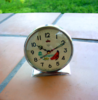 Pecking_hen_clock